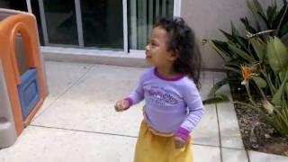 Nalia Tahitian Dancing