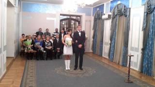Свадьба Яны и Коли