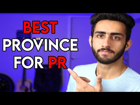 Best Province For PR In Canada   All About PNP   +2 Student   Easy PR In Canada 2020