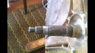 ремонт стиральной машины candy 1(выложил пока первую часть о ремонте стиральной машины автомат. показываю до какого состояния ее надо разоб..., 2013-05-14T14:03:33.000Z)