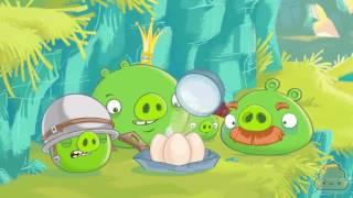 Angry Birds Trilogy - Nintendo (Wii U) - Gameplay