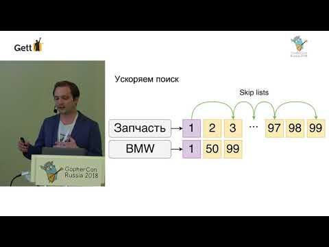 Строим поисковую экосистему на Go | Андрей Дроздов