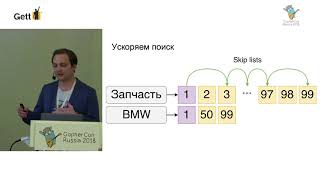 Строим поисковую экосистему на Go. Андрей Дроздов, Avito.