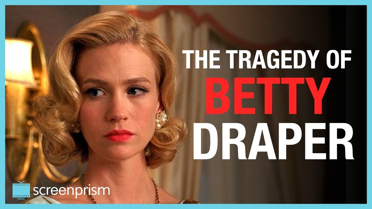 Download Mad Men: The Tragedy of Betty Draper