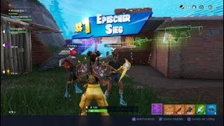FORTNITE The poor man has been deprived of the honour