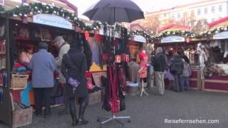 Tschechien: Adventszeit in Prag (Tag) by Reisefernsehen.com - Reisevideo / travel video