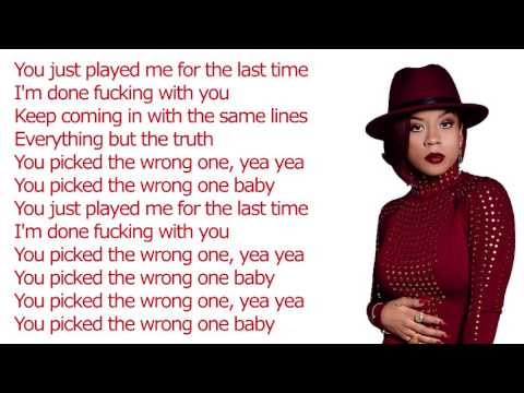 Keyshia Cole - You Ft. Remy Ma, French Montana HD Lyrics