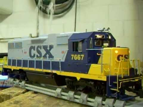 How much does a used locomotive cost