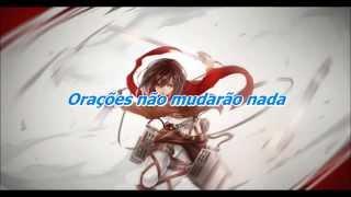 Linked Horizon   Guren No Yumiya Attack On Titan(Traduçao)