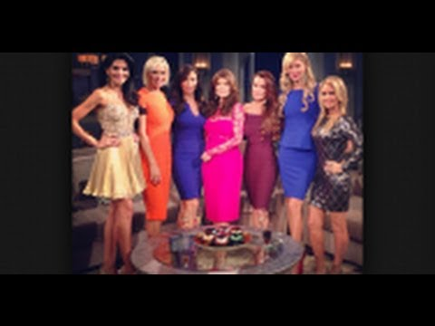 "Real Housewives of Beverly Hills After Show Season 4 Episode 20 ""Reunion Part 1"" 