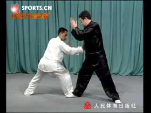 戳腳翻子拳 Chuo Jiao Piercing kick 3