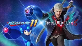 Devil May Cry 5 Trailer 2 Tokyo Game Show 2018 Mega Buster