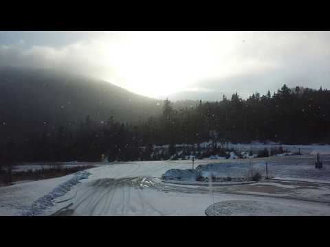Beautiful footage from the Kancamagus Highway in New Hampshire!