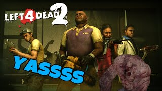 BRAINSSS - Left 4 Dead 2 [Gameplay] [PC]