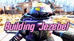 "Fallout 4 - Building a body for Jezebel and learning how she ""helps"" humans"