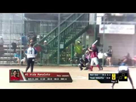 CWFA Tournament 2015: Red Sox vs Team Alberta