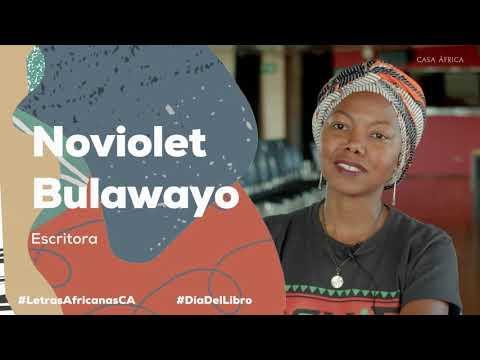 #DíaDelLibro2021   NoViolet Bulawayo