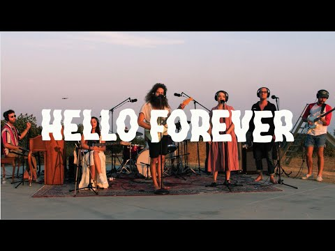 Hello Forever - I'm Feeling it (Official Live Video)