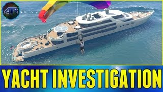 Investigating The Yacht In GTA 5 Online!!! (Heist Prep)