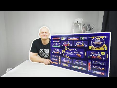 Maailman Suurin Suklaa Kokoelmalaatikko | Ei Enää Ikinä Suklaata