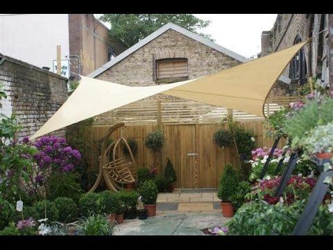 very impressive backyard shade ideas