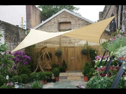 Very Impressive Backyard Shade Ideas - YouTube on Shady Yard Ideas  id=45828