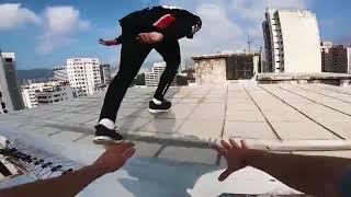 �������� ���� Паркур по крышам ������