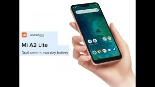 Xiaomi Mi A2 Lite unboxing HD