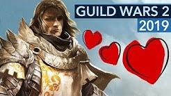 Guild Wars 2 ist 2019 das perfekte Seitensprung-MMO