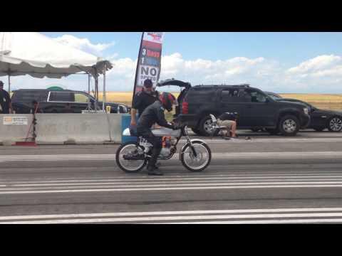The Colorado Mile 2016 - CB50R Dream 50R by Honda Racing Corporation (HRC)