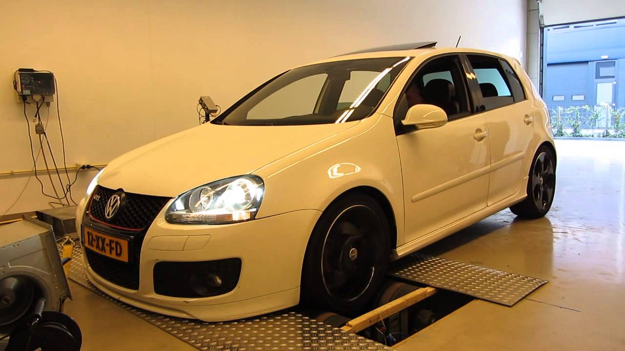 volkswagen golf v gti edition 30 230bhp dyno run 300bhp chiptuningbedrijf youtube. Black Bedroom Furniture Sets. Home Design Ideas