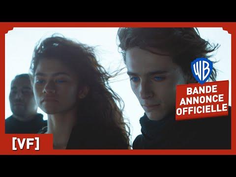 Dune - Bande-Annonce Officielle (VF) - Denis Villeneuve, Timothée Chalamet