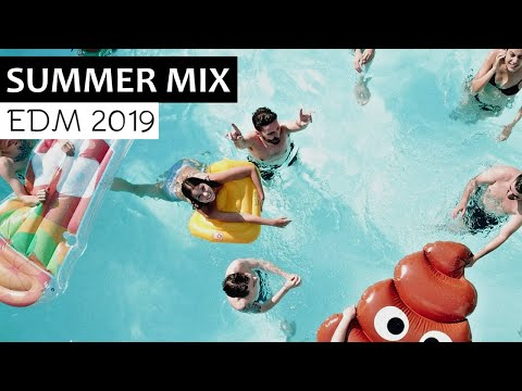 SUMMER EDM MIX 2019 - Electro Dance House Music