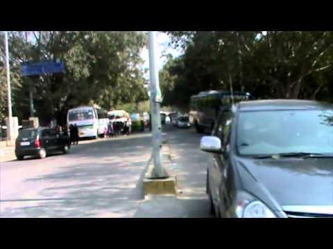 A Walk To Shahpur Jat_NIFT,New Delhi