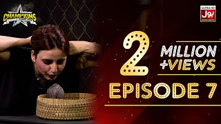 Champions With Waqar Zaka Episode 7 | Champions Auditions | Waqar Zaka Show