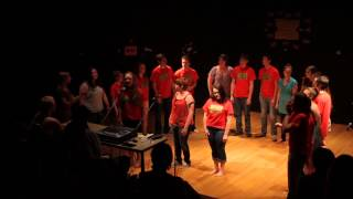 Henry's VIII Spring Concert 2013 - Eye of the Tiger (feat. The Whirligigs)