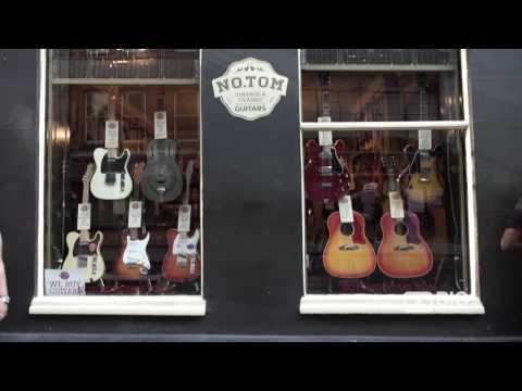 Gary O'Toole School of Music Studio in London UK for Singing and Drum Lessons