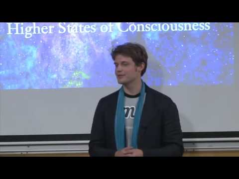 Dr  John Hagelin   Hacking Consciousness at Stanford University