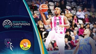 Telekom Baskets Bonn v Opava - Highlights - Basketball Champions League 2018-19