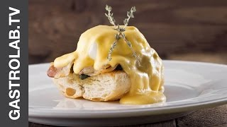 Eggs Benedict || Gastrolab Quick & Easy Recipe