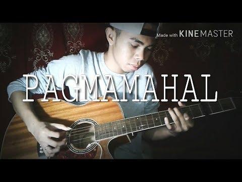 PAGMAMAHAL | Jroa ft. Bosx1ne (Fingerstyle Guitar Cover)