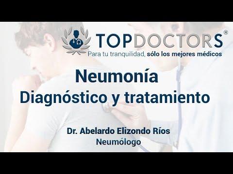Neumonía: Diagnóstico, Tratamiento Y Prevención
