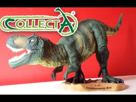 CollectA® Tyrannosaurus Rex 1:15 Scale HUGE Unboxing & Review