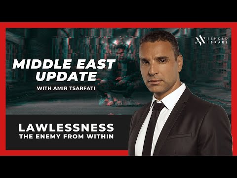 Amir Tsarfati: Middle East Update, June 1, 2020