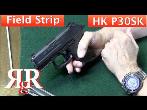 HK P30SK Field Strip