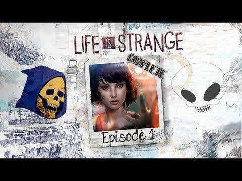 Life Is Strange: Episode 1 (Complete) - Chrysalis thumbnail