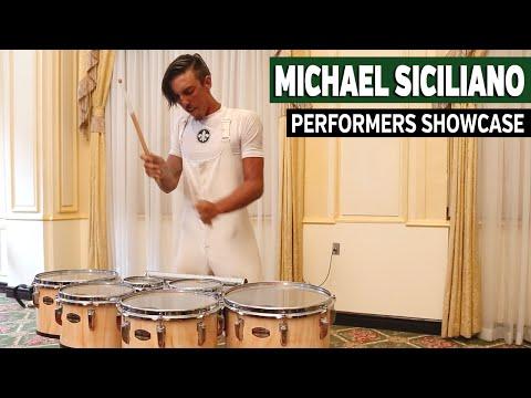 MICHAEL SICILIANO, Tenor Solo Champion / DCI 2016