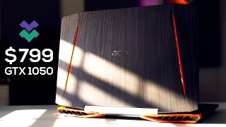 ACER VX 15 (2017) Review - An $800 Gaming Laptop!?!?