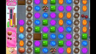 Candy Crush Saga - Level 454 - No boosters