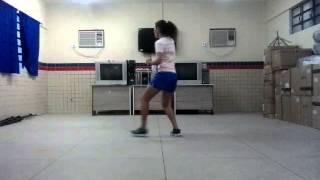 Monica Lima coreografia Braga Boys bomba